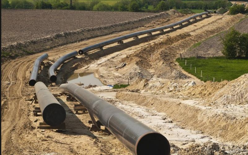 The $1billion PennEast Pipeline will cover 114 miles in eastern Pennsylvania and New Jersey.